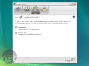 Seagate FreeAgent|XTreme 1TB Software, Encryption and Warranty