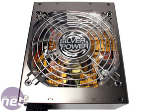 Silver Power SP-S850 PSU Siver Powered Up