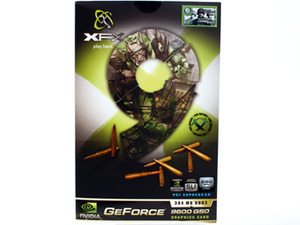 XFX GeForce 9600 GSO 680M XXX Edition