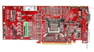 AMD ATI Radeon HD 4870 1GB AMD ATI Radeon HD 4870 1GB - card design