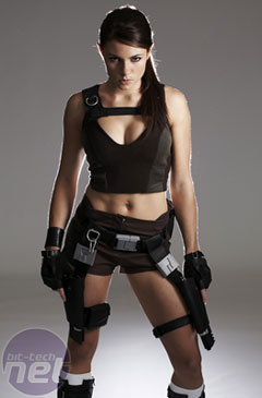 An Interview with Lara Croft An Interview With Lara Croft