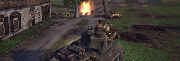 Brothers in Arms: Hell's Highway Brothers in Arms: Hells Highway - Gameplay cont.