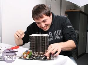 Cooler Master Z600 CPU Cooler Installation