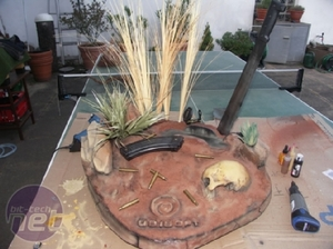 Far Cry 2 PS3 by Butterkneter Building the base