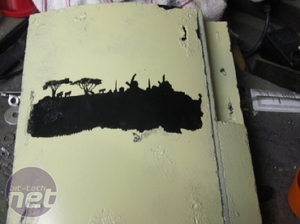 Far Cry 2 PS3 by Butterkneter Painting the PS3