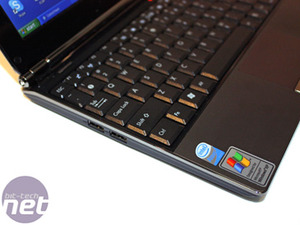 First Look: Asus Eee PC S101 First Look: Asus Eee PC S101 - Impressions
