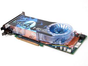 HIS Radeon HD 4850 IceQ 4 TurboX 512MB Test Setup