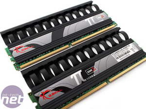 Low Latency DDR2 800MHz versus 1,066MHz G.Skill Pi-Series Black 4GB 800MHz