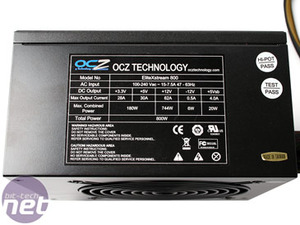 OCZ EliteXStream 800W PSU Elite X Stream or Elite Xtreme?