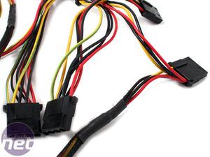 OCZ EliteXStream 800W PSU Cables and Connectors