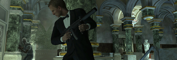 Quantum of Solace Hands-on Preview Quantum of Solace Hands-on Preview - Plot