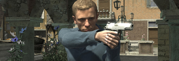 Quantum of Solace Hands-on Preview