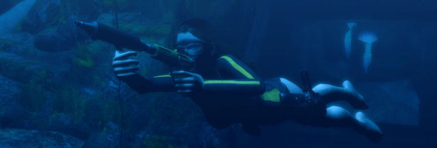 Tomb Raider: Underworld Hands-on Preview Tomb Raider: Underworld Hands-on Preview - 2