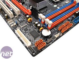 Zotac GeForce 9300 (MCP7a) motherboard Board Layout