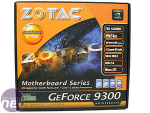 Zotac GeForce 9300 (MCP7a) motherboard Zotac GeForce 9300 Motherboard
