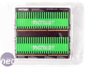 4GB DDR3 Memory Roundup - Part 2 Patriot Viper Series PC3-14400 4GB kit