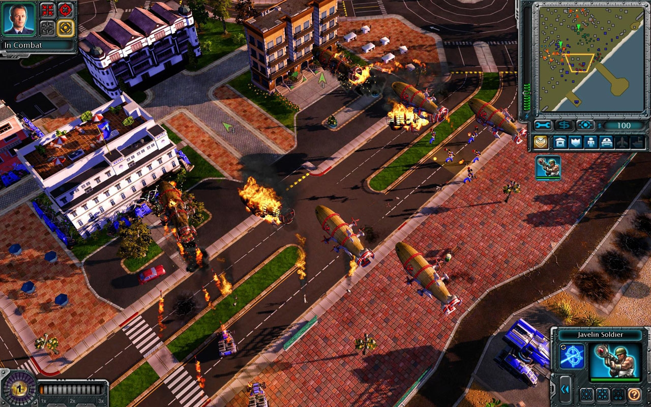 World With You !! Fully Free !!: Command & Conquer: Red ...