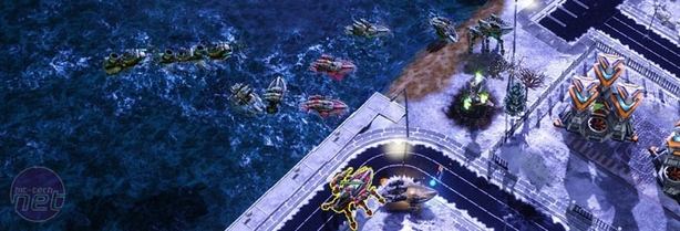 Command and Conquer: Red Alert 3 Command and Conquer: Red Alert 3 - Gameplay
