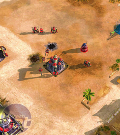 Command and Conquer: Red Alert 3 Command and Conquer: Red Alert 3 - Graphics