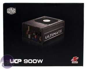 Cooler Master UCP Ultimate 900W PSU