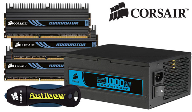 Corsair DHX+ Mod Competition! Mod DHX+ Fins And Win Corsair Dominator Memory!