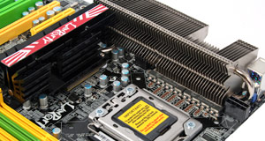 DFI's LANParty UT X58 T3eH8 motherboard