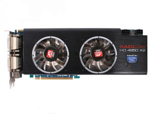 First Look: Sapphire Radeon HD 4850 X2 2GB First Look: Sapphire Radeon HD 4850 X2