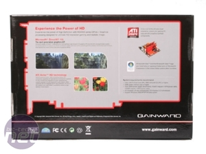 Gainward Radeon HD 4870 1GB Golden Sample