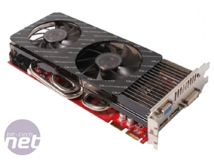 Gainward Radeon HD 4870 1GB Golden Sample Gainward Radeon HD 4870 1GB Golden Sample Cont.