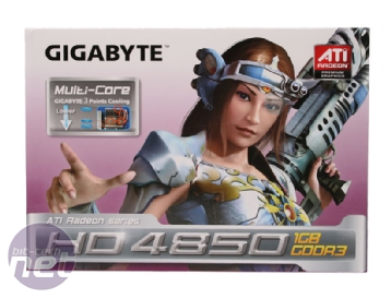 Gigabyte Radeon HD 4850 1GB (GV-R485MC-1GH)