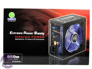 Lian Li Silent Force 850W PSU
