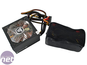 Lian Li Silent Force 850W PSU A Force of Silence
