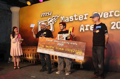 MSI's Master Overclocking Arena 2008 Prizes and Conclusions