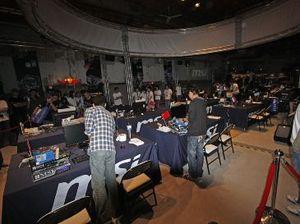 MSI's Master Overclocking Arena 2008