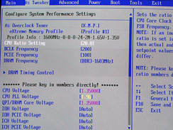 Overclocking Intel's Core i7 920 Asus P6T Deluxe - BIOS Setup