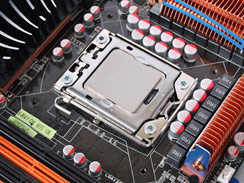 Overclocking Intel's Core i7 920 Asus P6T Deluxe, MSI X58 Eclipse - Installation