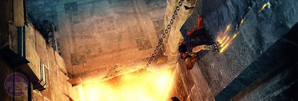 Prince of Persia Hands-On Preview Prince of Persia Hands-On Preview - Impressions