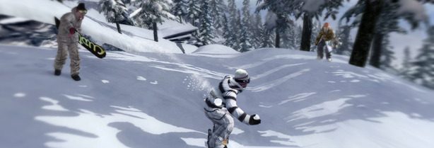 Shaun White Snowboarding Shaun White Snowboarding - 2