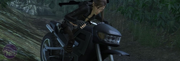 Tomb Raider: Underworld Tomb Raider: Underworld - Gameplay