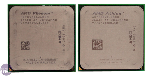 AMD Athlon X2 7750 & 7550 CPUs AMD Athlon X2 7700 Series CPUs