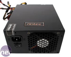 Antec Signature 850W PSU Sign Here, Please, Mr. Antec
