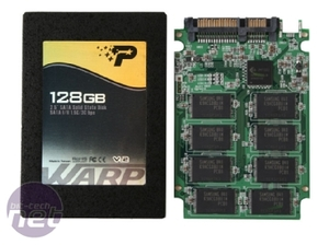 G.Skill, Intel & Patriot SSD group test Patriot Warp v2 128GB SSD