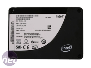 G.Skill, Intel & Patriot SSD group test Intel X25-M 80GB SSD