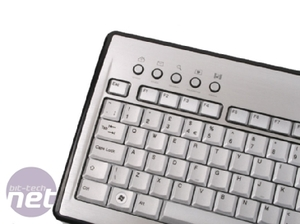 Hiper Alloy Keyboards Hiper Superslim Alloy Series