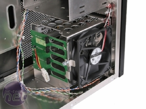 Lian Li PC-9 More Interior