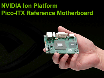 Nvidia Ion Platform: Atom gets GeForce But will we ever see one?