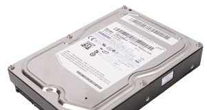 Samsung Spinpoint F1 1TB hard drive