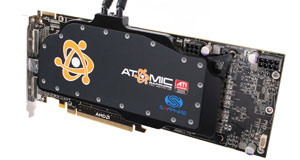 Sapphire's Radeon HD 4870 X2 Atomic