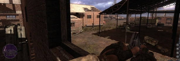 S.T.A.L.K.E.R.: Clear Sky re-review STALKER: Clear Sky re-review - Gameplay