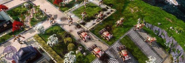 C&C: Red Alert 3 Uprising Preview